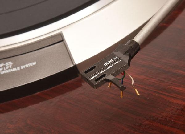 デノンレコードプレーヤーDP-57Lを高価買取