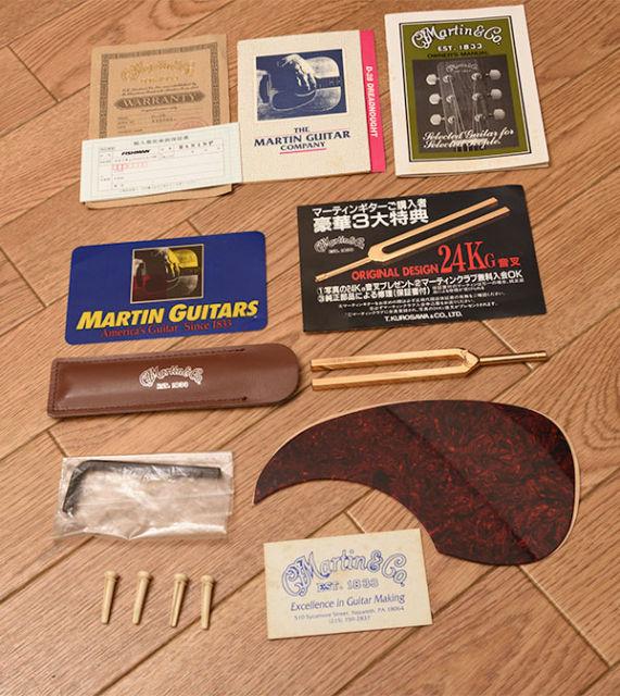 マーティンアコースティックギター買取D-28